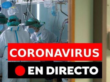 Coronavirus en España hoy: Confinamiento, nuevas restricciones y toque de queda, en directo