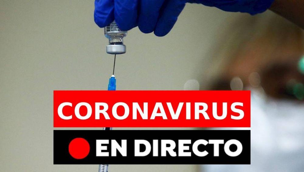 Coronavirus en España hoy: Datos de contagiados por comunidades, restricciones y toque de queda, en directo