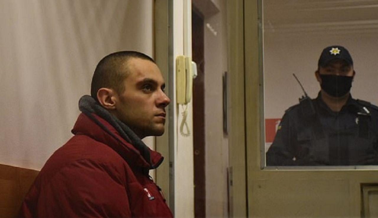 Detenido un hombre que se paseaba desnudo y con la cabeza de su padre en Ucrania