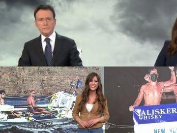 Antena 3 Noticias y deportes