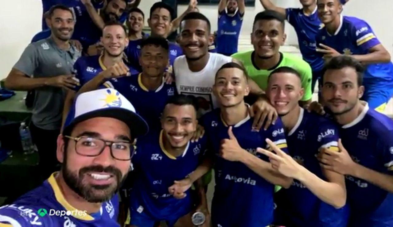 Tragedia en Brasil: Mueren cuatro futbolistas y el presidente de un equipo en un accidente aéreo
