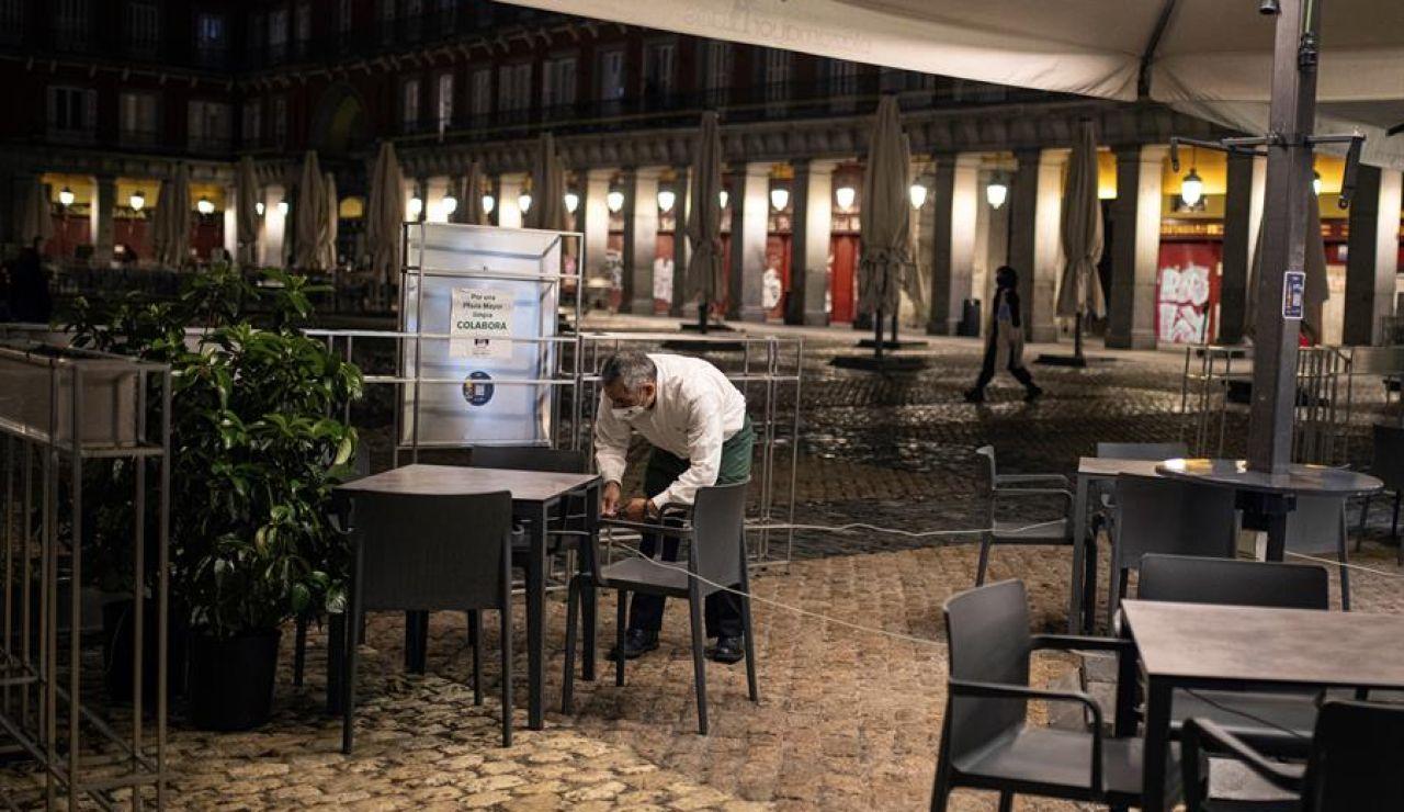 Cierre de la hostelería por el coronavirus