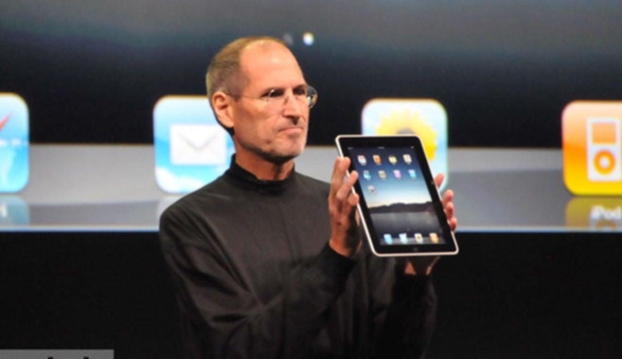 Efemérides de hoy 27 de enero: Steve Jobs
