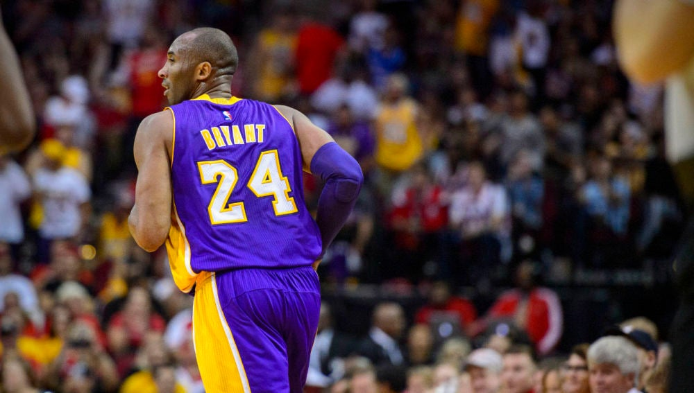 Efemérides de hoy 26 de enero: Kobe Bryant