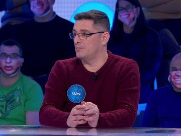 """Luis reflexiona sobre sus últimas derrotas: """"Con llegar a la silla naranja me conformo"""""""