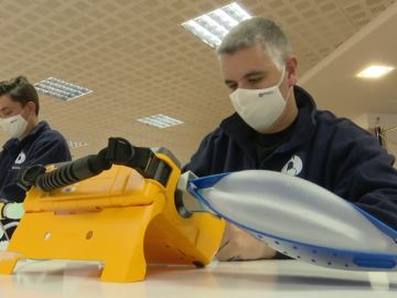 Las empresas españolas se reinventan para hacer frente al coronavirus