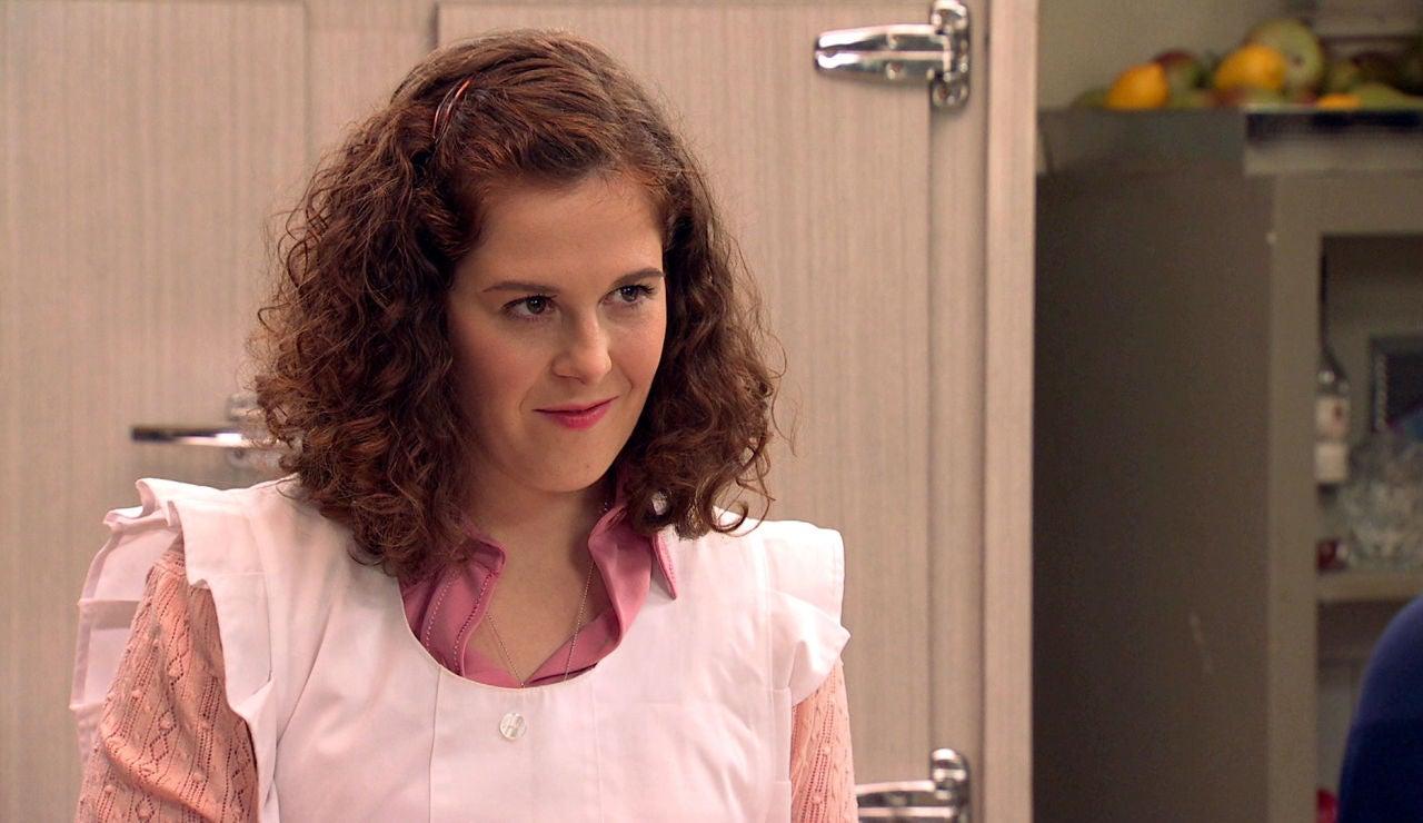 Virginia sorprende a Fabián, ¿han cambiado los papeles?