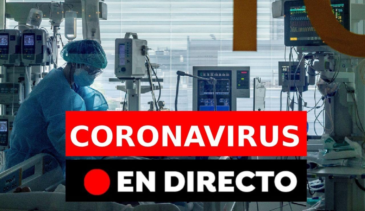 Coronavirus España: Última hora de contagios y restricciones, en directo