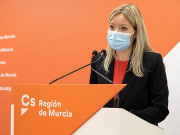 Ana Martínez Vidal, coordinadora regional Cs