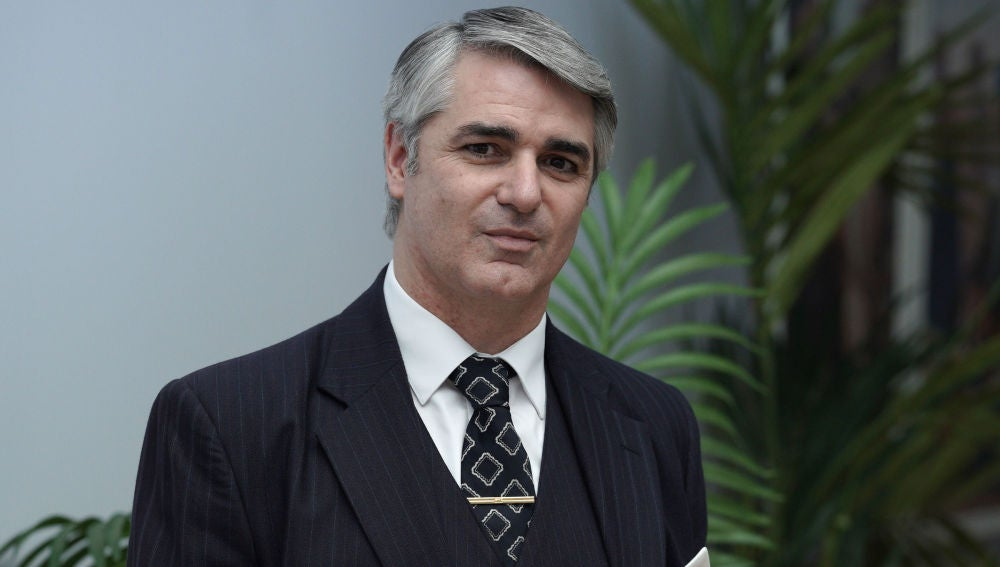 Ernesto Arias es Juan Zúñiga