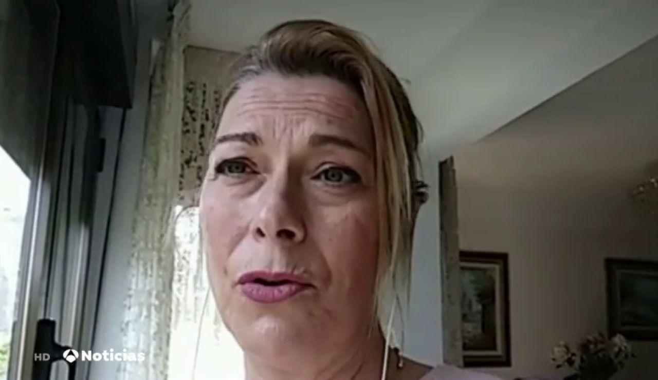Emotiva carta a los sanitarios de una mujer tras perder a su padre por coronavirus