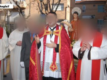 Sacerdote acusado