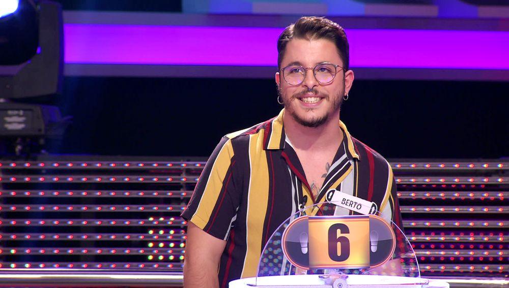 "Berto se declara admirador de 'Drag Race': ""A veces me motivo en mi casa"""