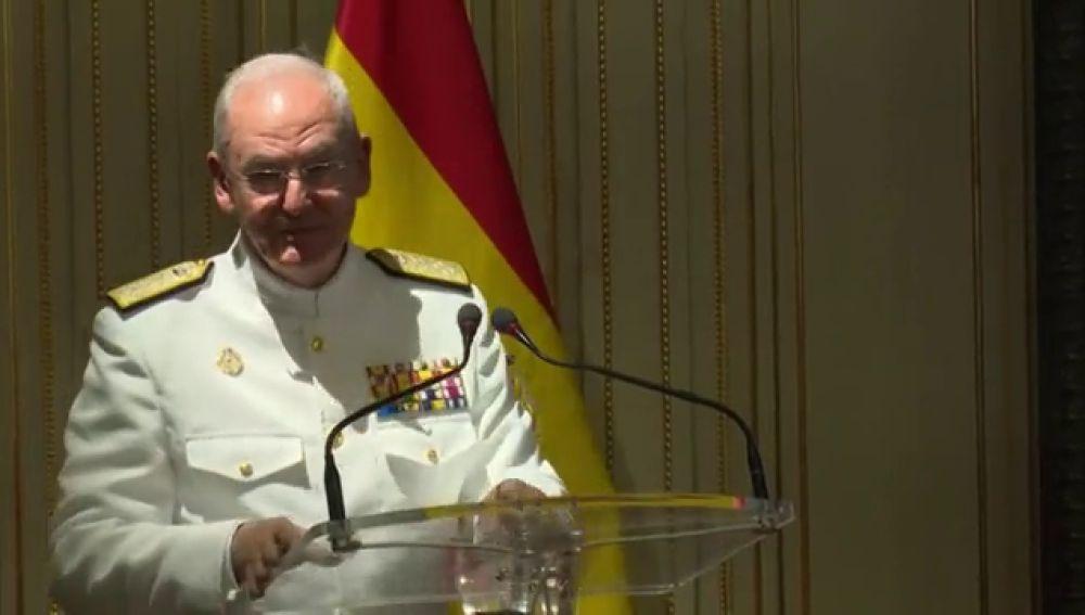 Teodoro López Calderón nuevo Jemad tras la dimisión de Villaroya por vacunarse contra el coronavirus