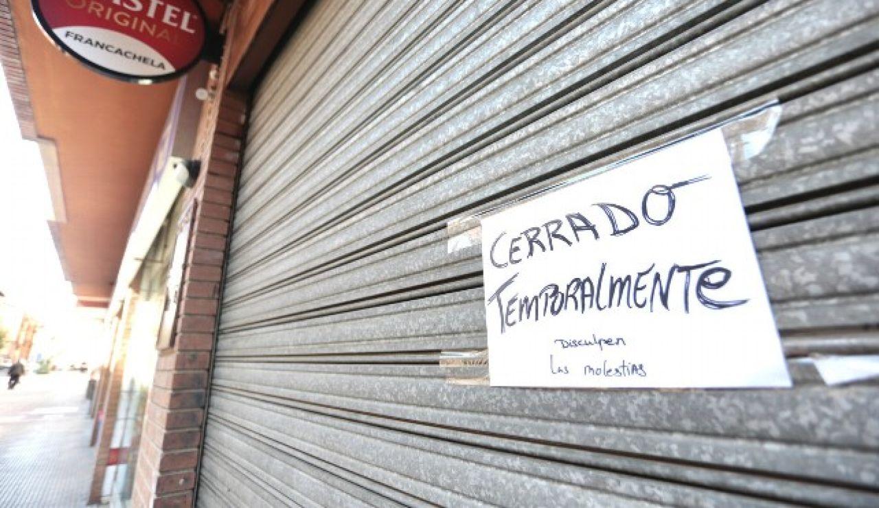 Los hosteleros piden indemnizaciones y ayudas porque consideran que las restricciones les han perjudicado gravemente