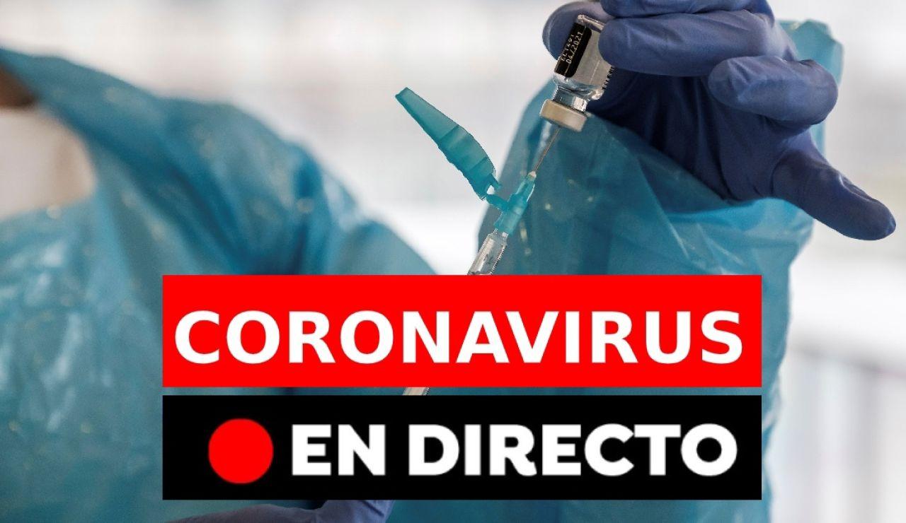 Coronavirus España: Última hora hoy martes 26 de enero de 2021