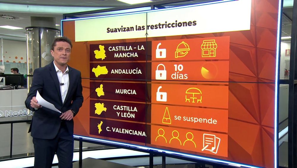Castilla y León se queda sin Semana Santa por el coronavirus