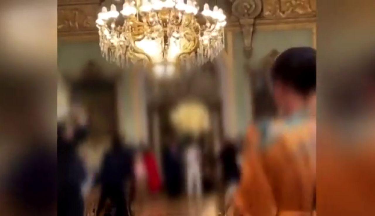Madrid abre una investigación sobre lo ocurrido en la boda celebrada en el Casino de Madrid