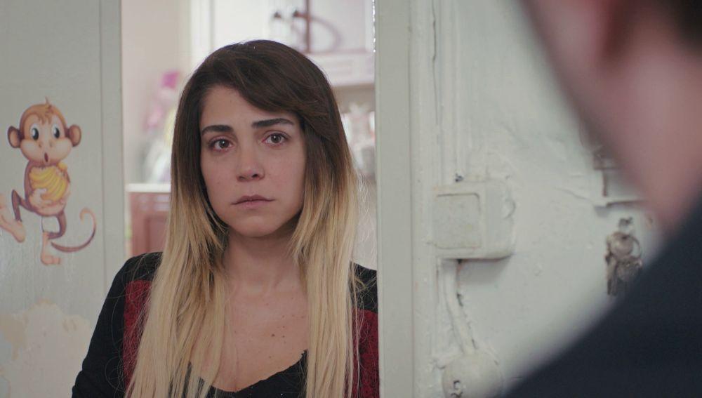 Ceyda recibe una inesperada visita: comienza el plan para que recupere la esperanza