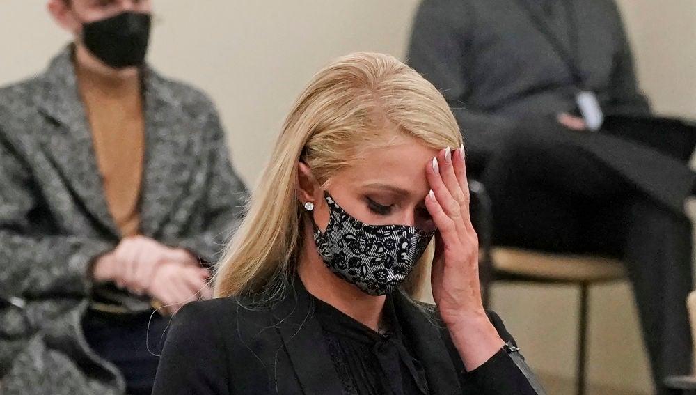 Paris Hilton declara por los abusos que recibió en un internado en Utah