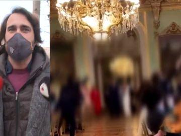 """Javier Ungría, asistente a la polémica boda en el Casino de Madrid: """"Todos se habían hecho PCR"""""""
