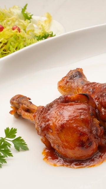 Receta de jamoncitos de pollo agridulces, de Karlos Arguiñano