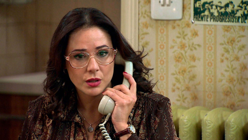 Cristina sale corriendo a Yeserías: Manolita se ha desmayado