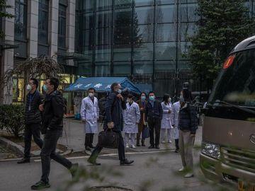 Estas son las 4 hipótesis de la OMS sobre el posible origen del coronavirus tras su investigación en Wuhan (China)