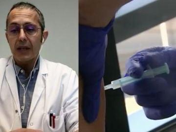 Juan Rodríguez, Red de Vacunas