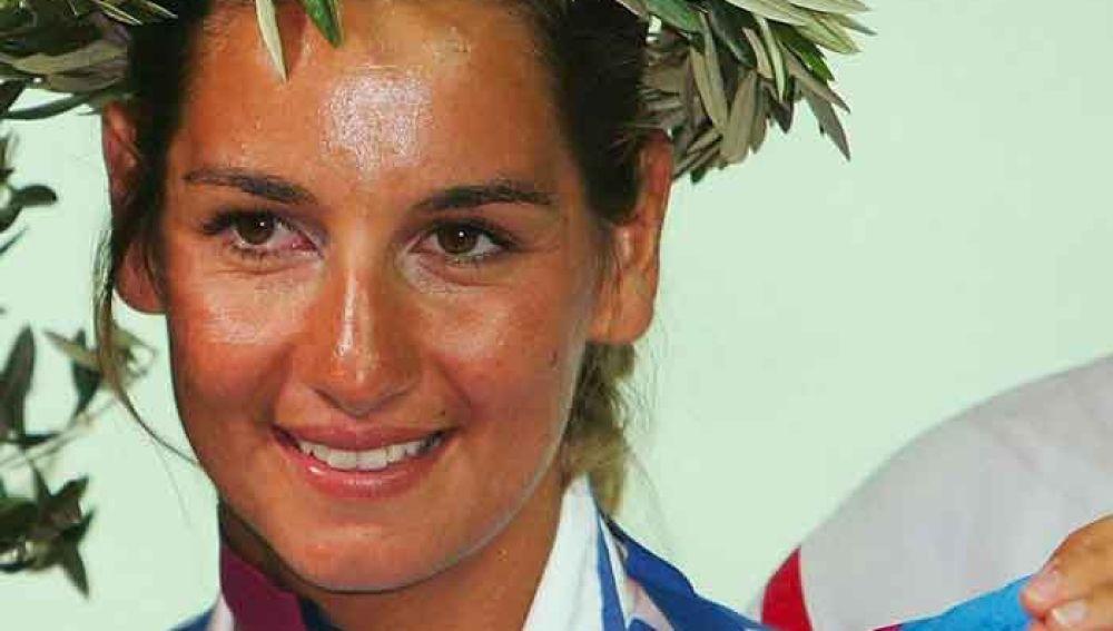 La regatista olímpica Sofía Bekatoru denuncia los abusos sexuales del vicepresidente de su Federación