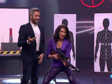 Pilar Rubio como invitada de honor en el quinto programa de 'El Desafío'