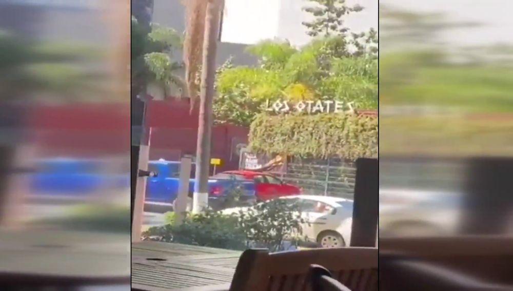 Un tiroteo termina con 1 muerto y 3 heridos en México