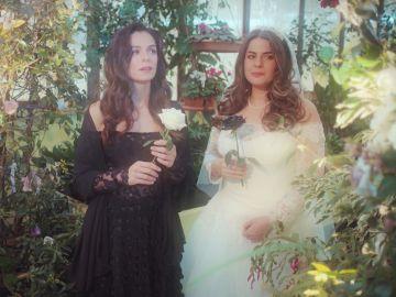 El enigmático sueño de Bahar con su padre y con Yeliz: una rosa blanca y una negra