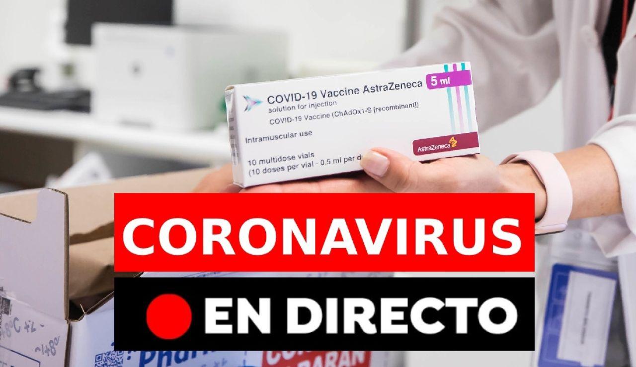 Coronavirus España hoy: Última hora de la pandemia, minuto a minuto