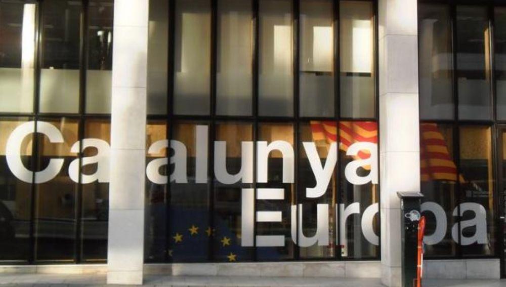 Sedes de la Generalitat de Cataluña en el exterior