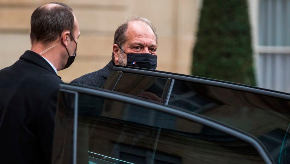El ministro de Justicia de Francia, Eric Dupond-Moretti