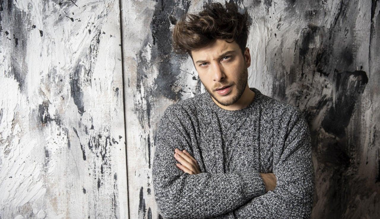 Blas Cantó, representante de España en Eurovisión