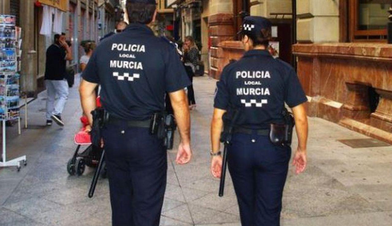 Agentes Policía Local Murcia