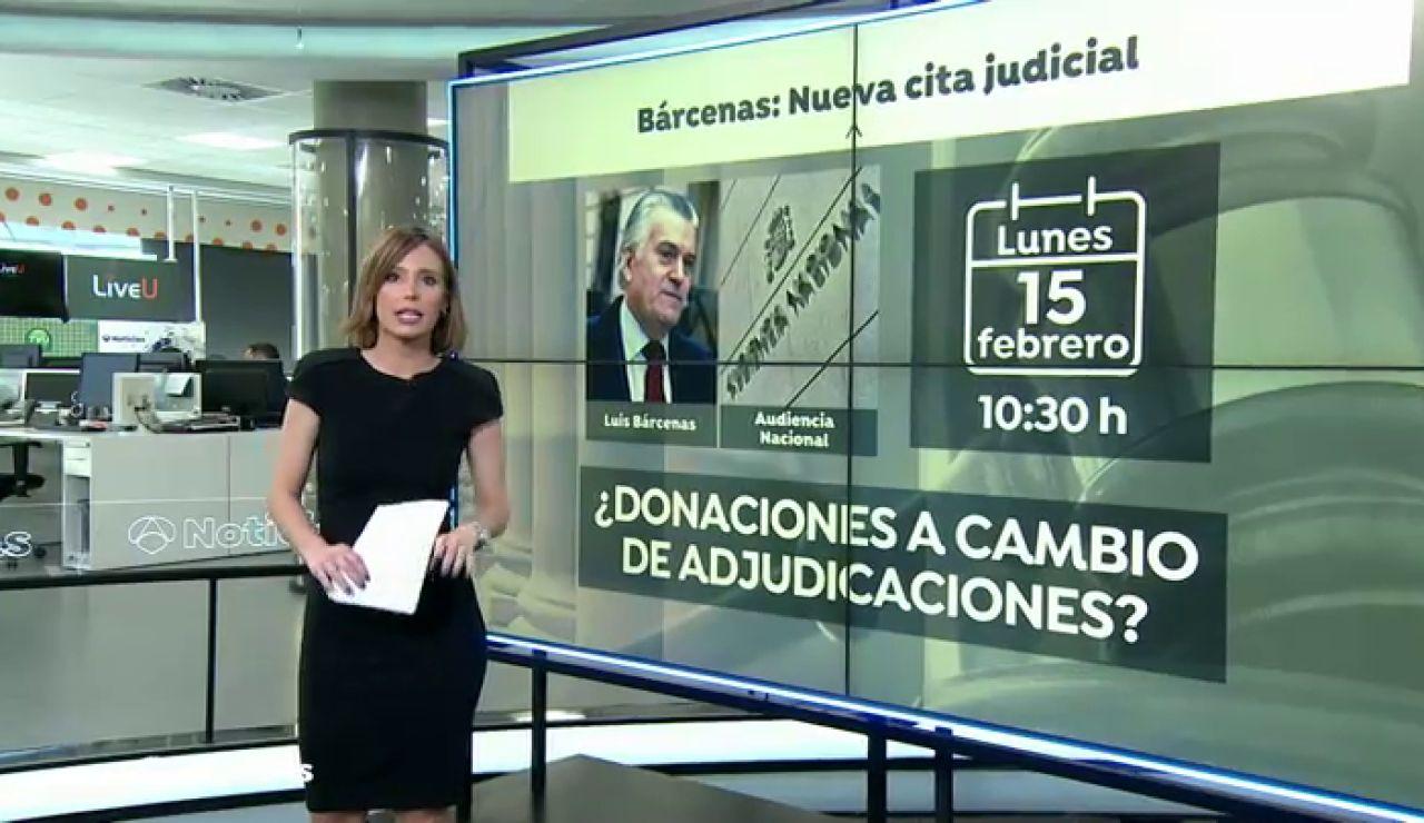 Bárcenas declara el lunes sobre su última confesión, las presuntas donaciones de empresarios al PP a cambio de adjudicaciones