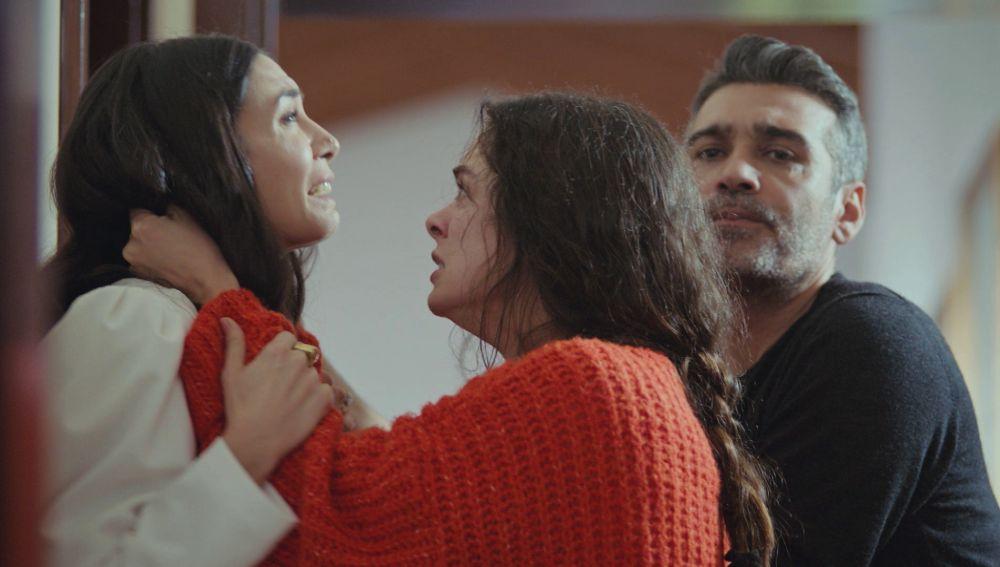Bahar llega a las manos con Piril al descubrir su gran secreto