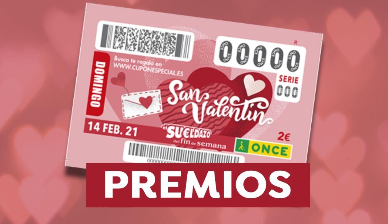 El Sueldazo de San Valentín de la ONCE