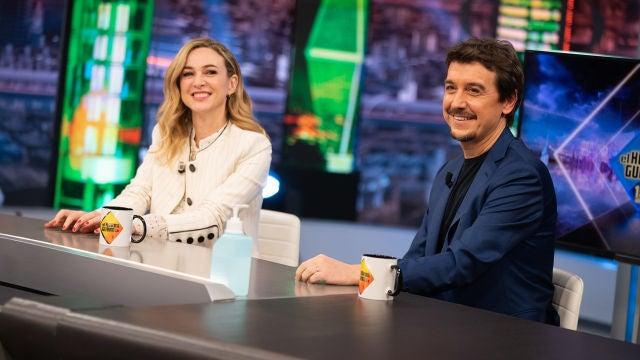 El Hormiguero 3.0: Marta Hazas y Javier Veiga (10-02-21)