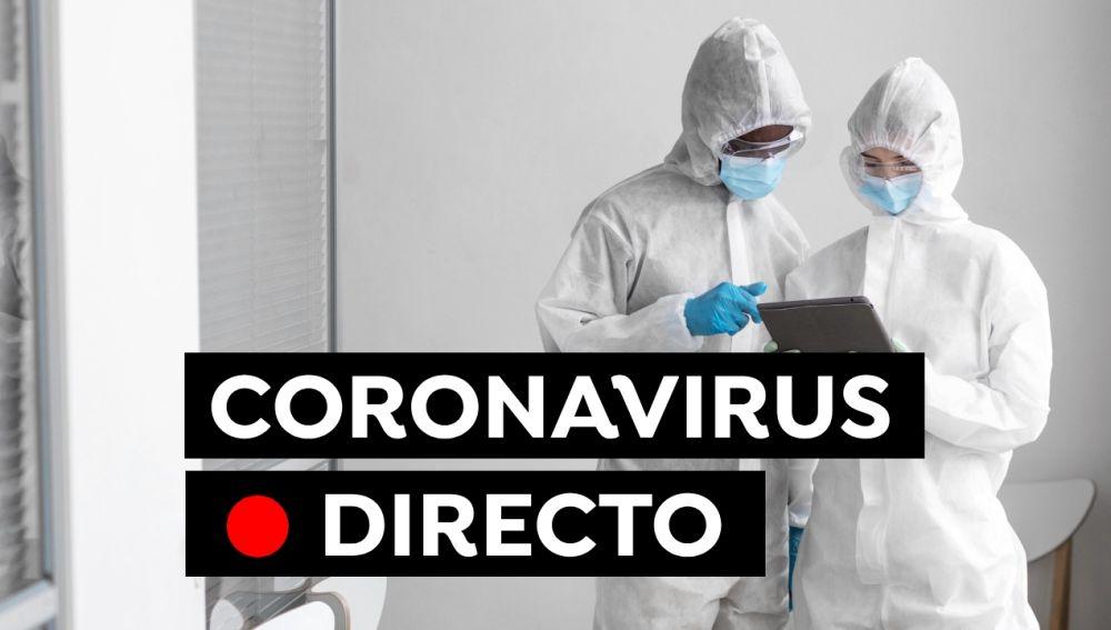 Últimas noticias del coronavirus en España hoy: Restricciones, vacuna y datos