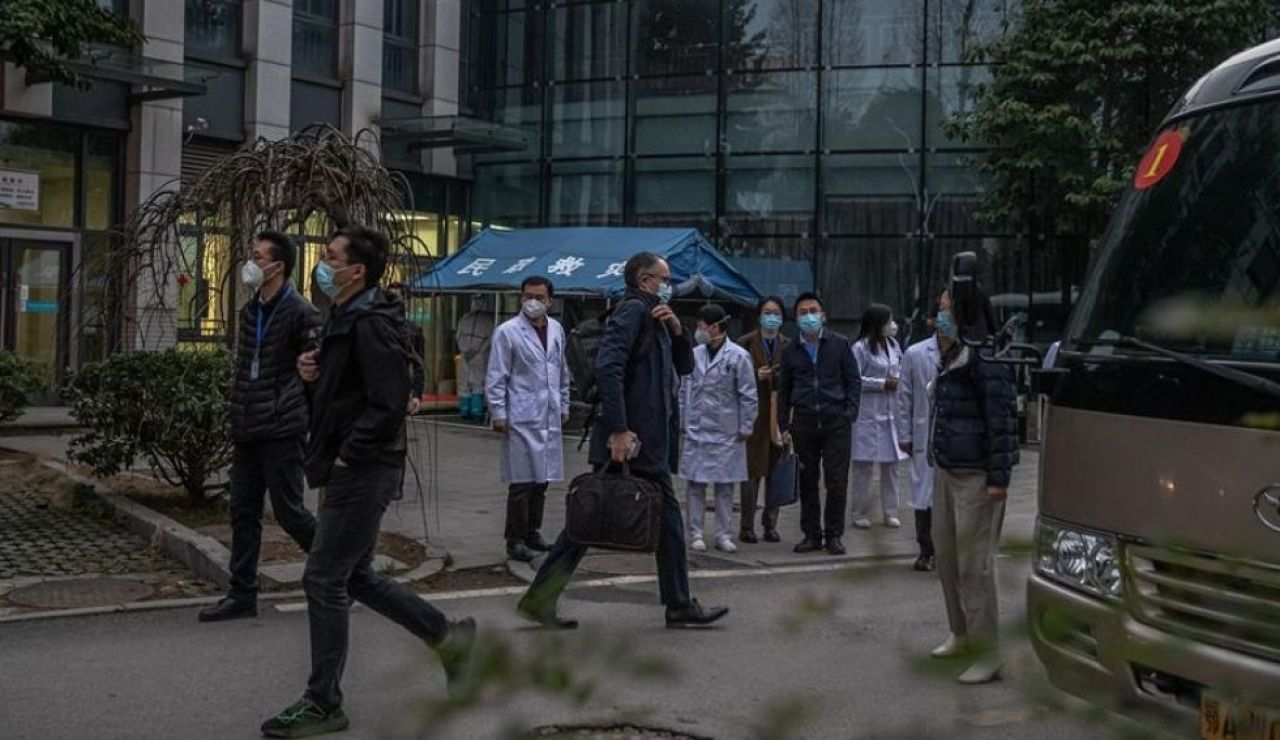 Efemérides de hoy 11 de febrero 2021: OMS Wuhan