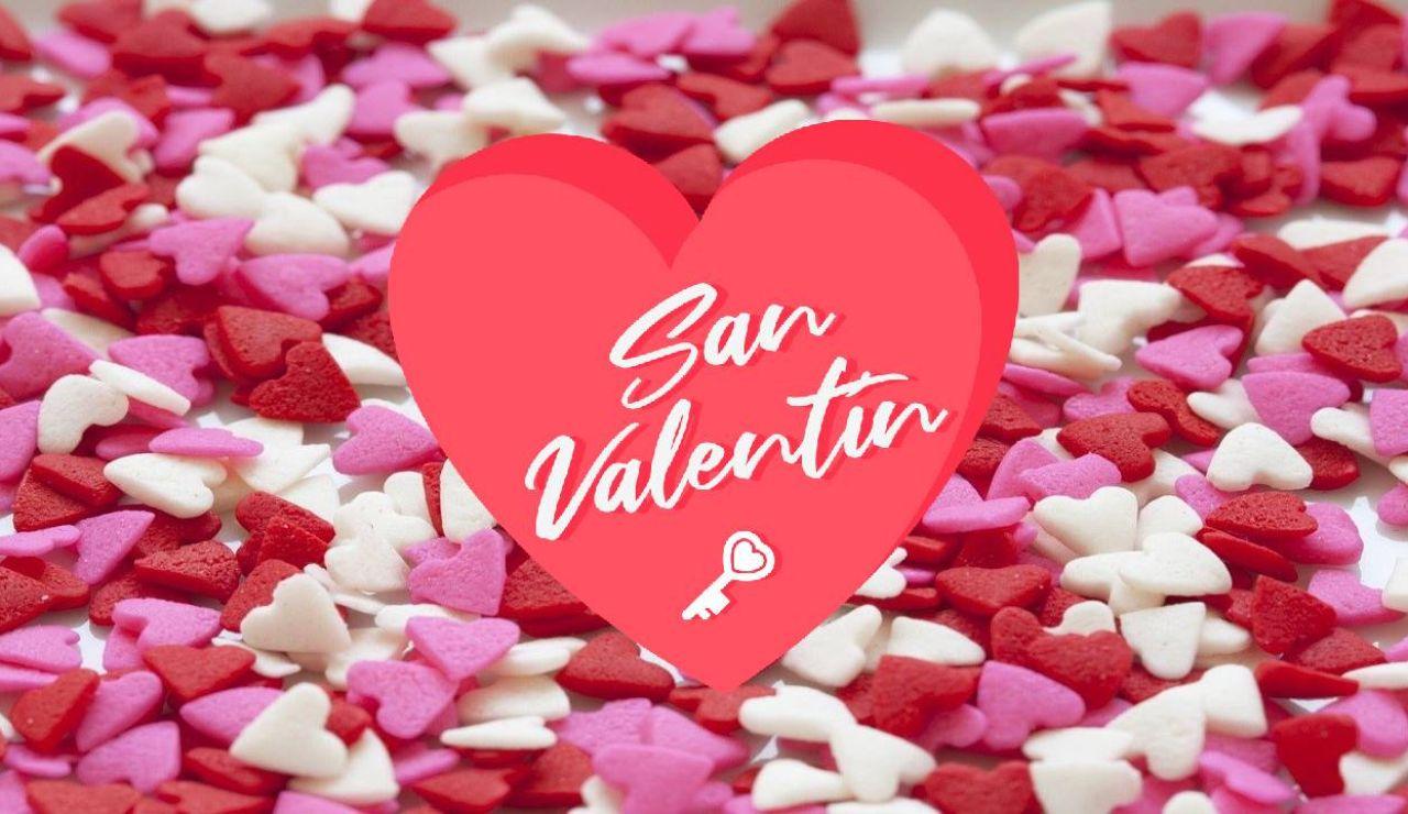 Manualidades, felicitaciones y otras ideas para San Valentín
