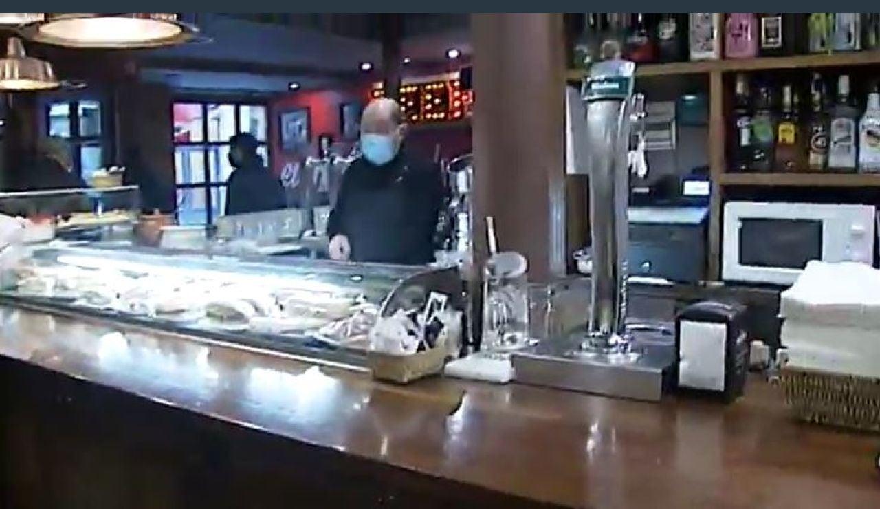 Restaurante País Vasco