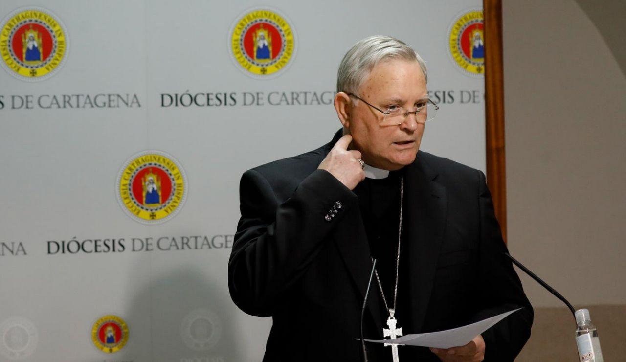 Obispo Diócesis Cartagena, José Manuel Lorca Planes