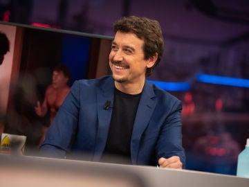 """El momento más bochornoso de Javier Veiga desnudo en un rodaje: """"Vas con un calcetín colgado"""""""