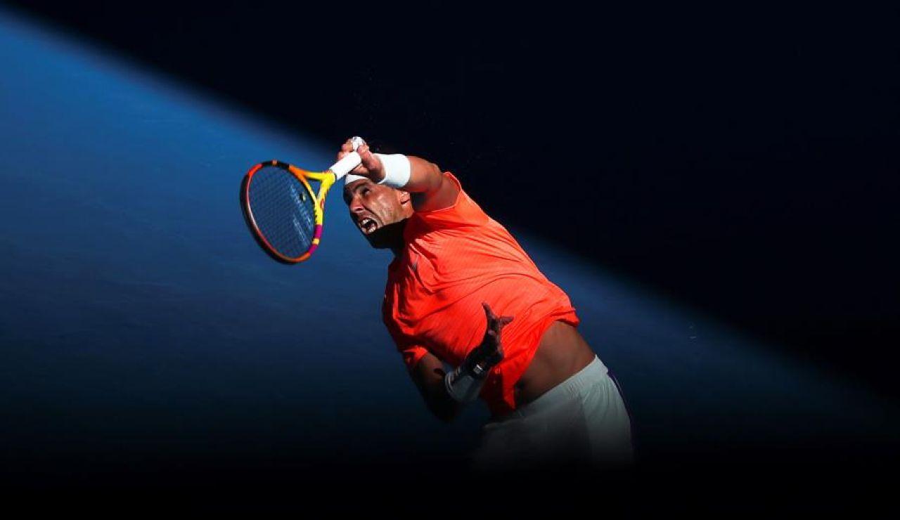 Rafa Nadal - Michael Mmoh: horario y dónde ver el partido del Open de Australia en directo