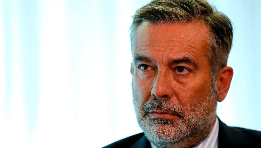 l consejero de Justicia, Interior y Víctimas, Enrique López.